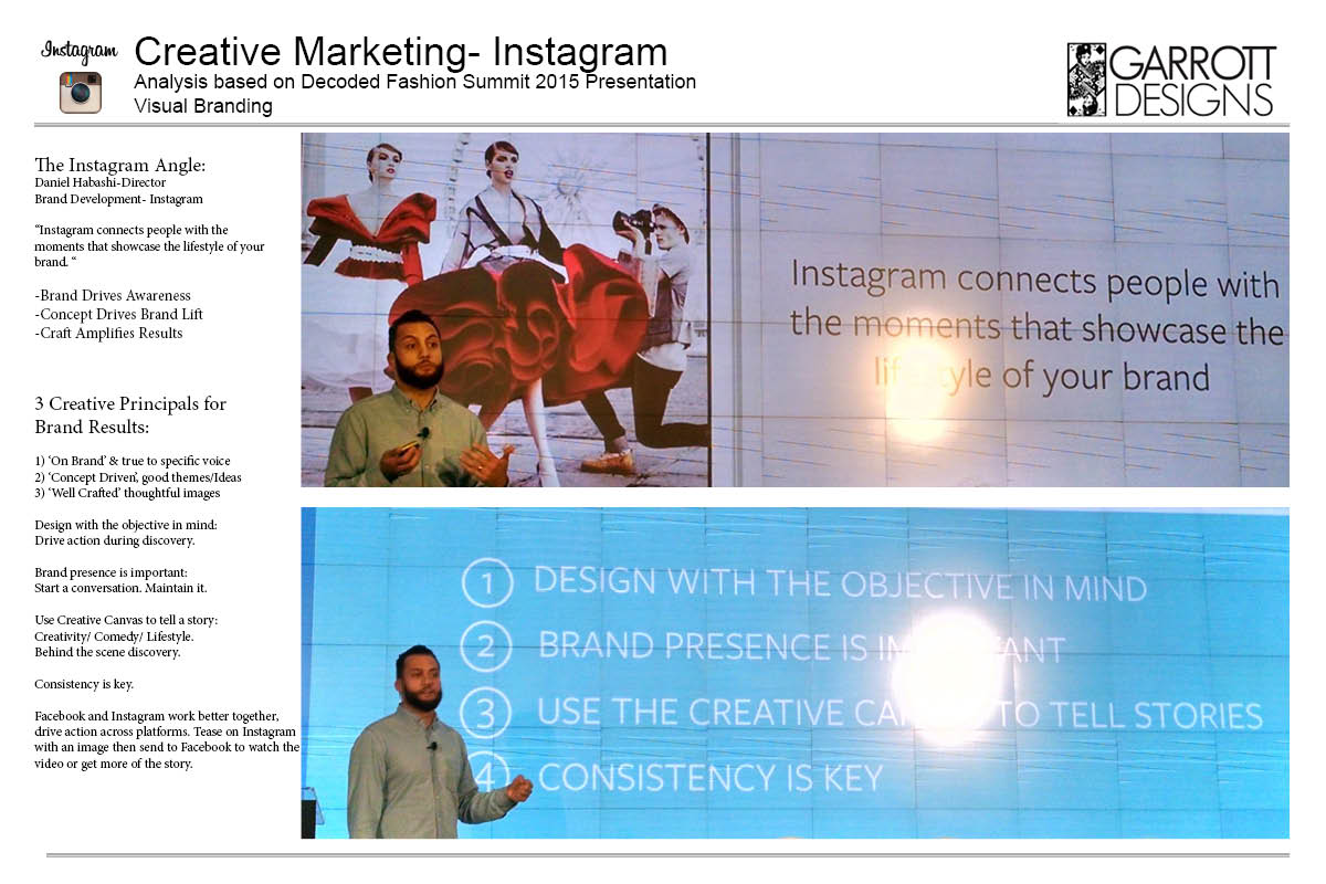 Creative Marketing on Instagram
