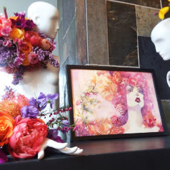 Art + Design: a Collaboration with BFloral NYC