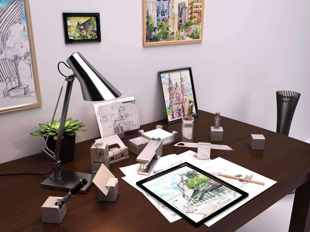 design, office space, art, creative careers
