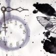 Beetle Time Rorschach Moleskine Postal notebook
