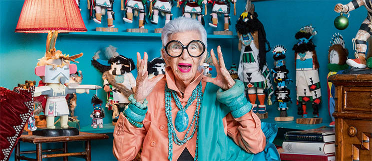Iris Apfel alternative, futures, trends, mindful, consumer, sustainability, culture, insights, innovation, manufacturing