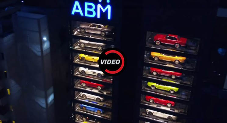 Luxury Car Vending Machine alternative, futures, trends, mindful, consumer, sustainability, culture, insights, innovation, manufacturing
