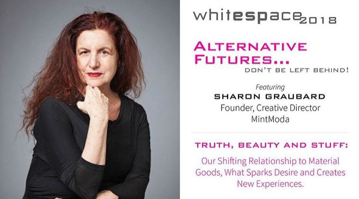 Sharon Graubard Mint Moda alternative, futures, trends, mindful, consumer, sustainability, culture, insights, innovation, manufacturing