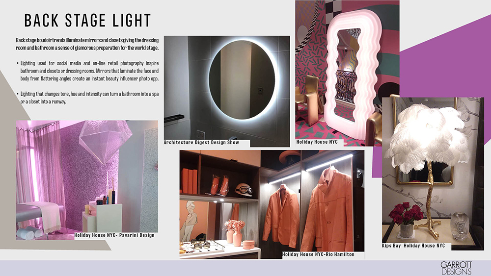 lighting codes New York City Energy Laws WGSN Trend Forecasting Build EXPO