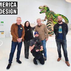 America By Design in Denmark