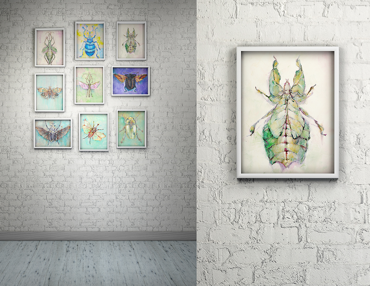 Natural Selection Habitat Decor- Create Your Space