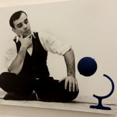 Yves Klein World Void
