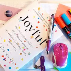 A Month of Joyful Design-The Aesthetics of Joy