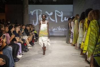 Tonje Plur Oslo Fushion Fashion Week Kat Gade